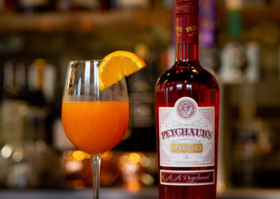 Pechaud's Apertivo Bar shot