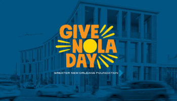 We were thrilled our social media management team was enlisted to develop a marketing campaign for the biggest giving event of the year in New Orleans: the Greater New Orleans Foundation's GiveNOLA Day.