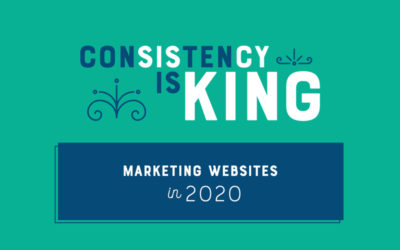Consistency is King: Marketing Websites in 2020